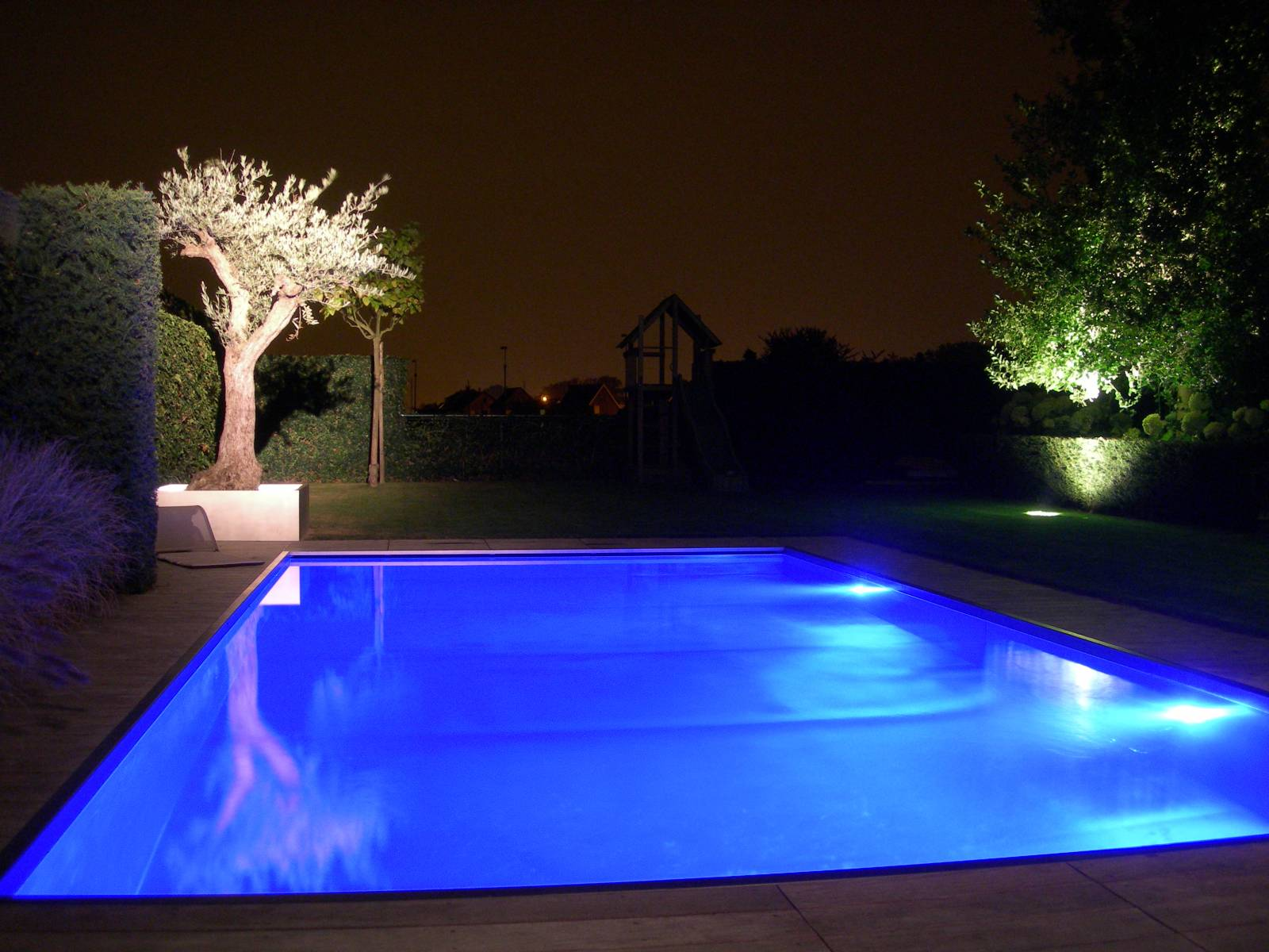 referentie inox zwembad