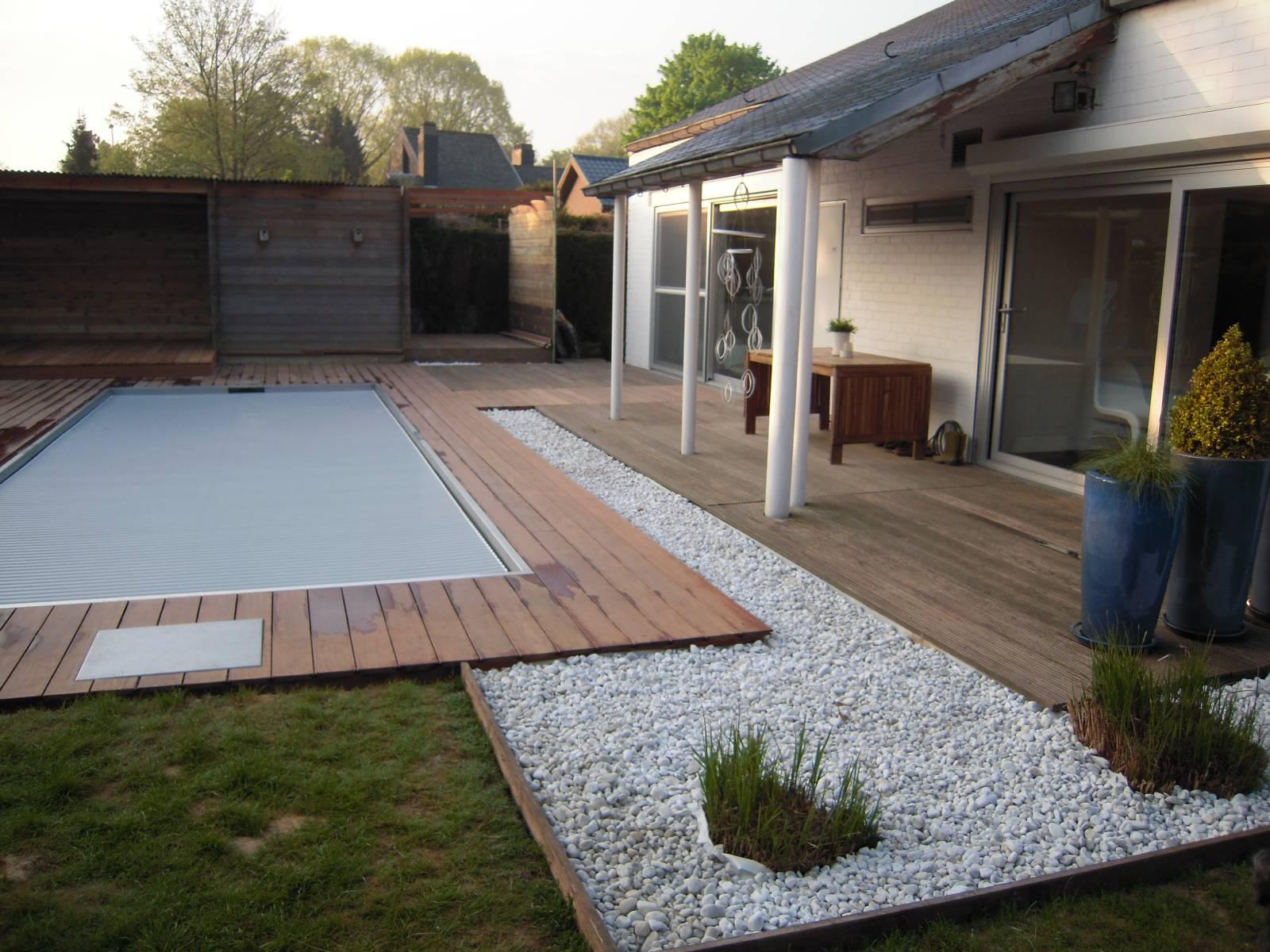 Zwembad automatisch rolluik for Zwembad overkapping